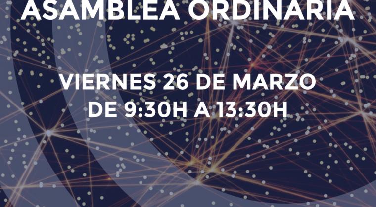 1º Asamblea de 2021, el próximo viernes 26 de Marzo