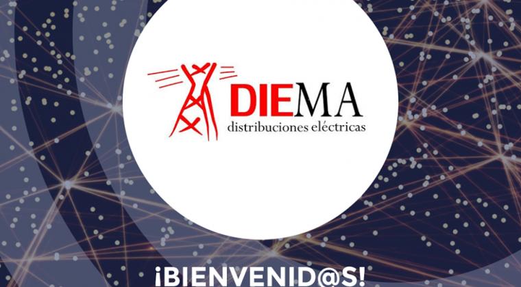 Damos la bienvenida a Diema Jaén a Grumelec