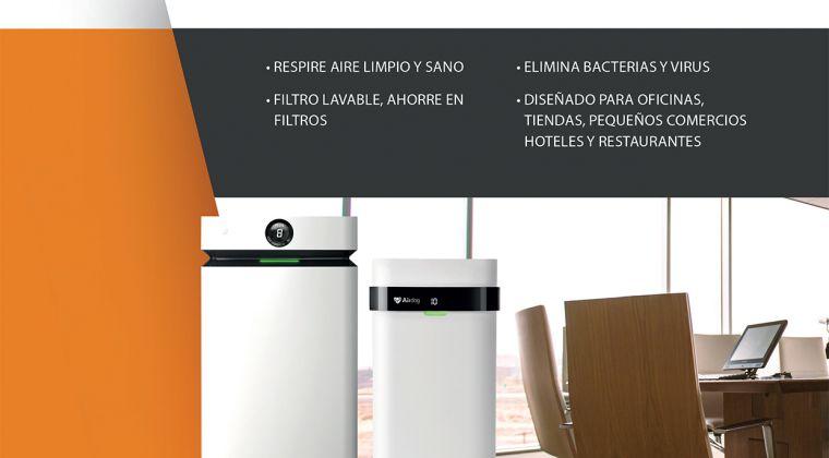 Soluciones para la purificación del aire en las aulas de Sodeca