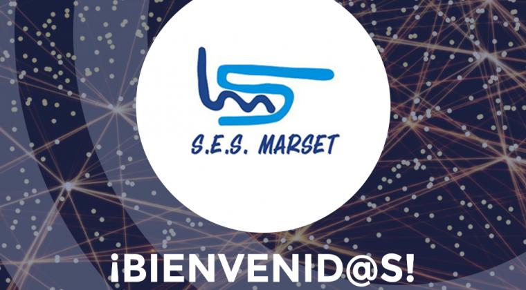 Damos la bienvenida a S.E.S. Marset, SL a Grumelec
