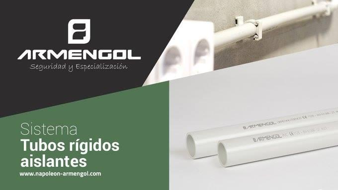 Sistemas de Tubo Rígido Aislante de Napoleón Armengol