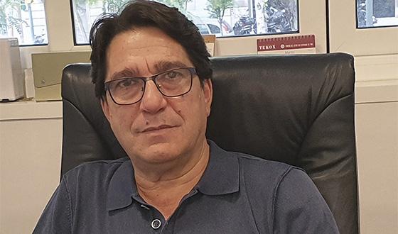 Entrevista a Alfredo Caballero, gerente de Grumelec en C de Mat. Eléctrico