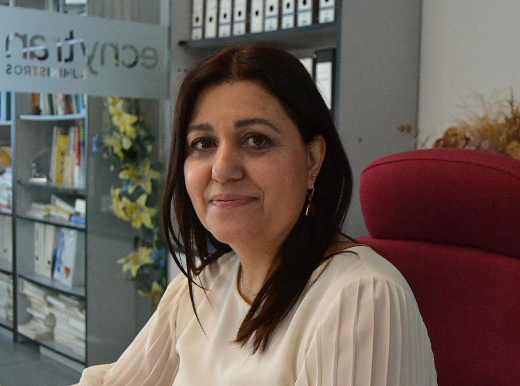 Entrevista a África González, directora gerente de Tecnytran y componente de Grumelec en C de Mat. Eléctrico