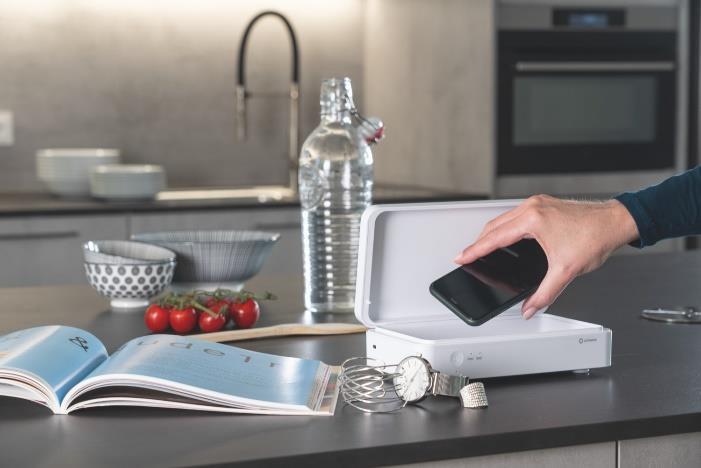 Descubre todo sobre las cajas desinfectantes UV-C BOX y UVC LED de LEDVANCE